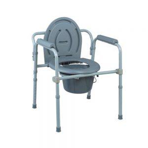 صندلی توالت گالوانیزه مدل 210