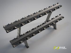 جای دمبل دو طبقه | Bench - A3056